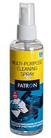 Спрей для очистки оргтехники и пластика Patron (100мл) F3-009