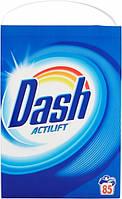 Порошок для стирки универсальный Dash Actilift Италия 85 стирок