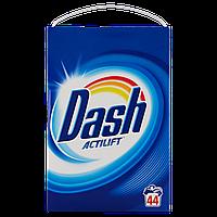 Порошок для стирки универсальный Dash Actilift Италия 44 стирок