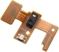 Шлейф HTC 601 Desire, с кнопкой включения, с датчиком приближения, с датчиком освещённости