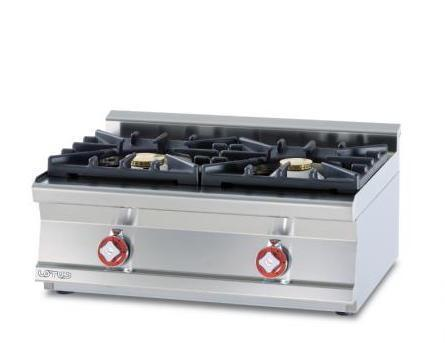 Плита газовая Lotus PC2T-68G