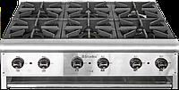 Плита газовая ТТ6-36СЕ CustomНeat 6-ти конфорочная