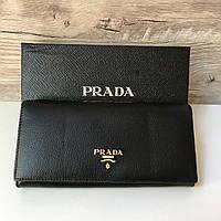 Женский кожаный кошелёк Prada, фото 1