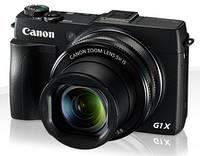 Цифровая фотокамера Canon PowerShot G1X Mark II Black