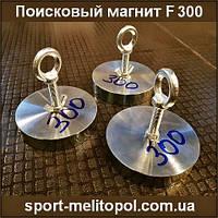 Магнит поисковый F300 кг (Poland) сила 300 кг