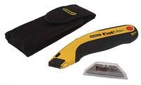 """Нож Stanley """"FatMax"""" складной для отделочных работ, L=170мм."""