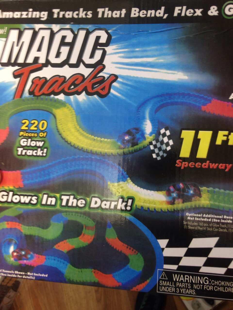 Magic Tracks (Меджік Трек) 220 деталей