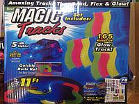 Конструктор MAGIC TRACKS(Мэджик трек) 165 гибкая дорога