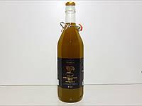 Нефильтрованное оливковое масло MANTUANA Grezzo 1000мл, фото 1