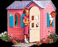Детский игровой Дачный домик Little Tikes - США -  с телефоном, раковиной, краном и плитой