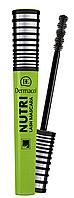 Dermacol Nutri Lash Mascara Тушь для ресниц Удлинение и Питание