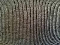 Довяз трикотажный цвет серый 50 см