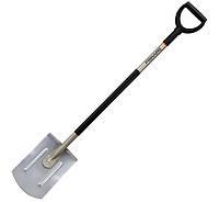 Лопата с закруглённым лезвием Fiskars облегченная