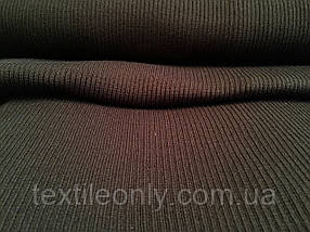 Довяз трикотажный цвет коричневый 50 см