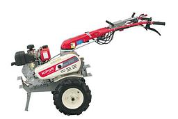 Мотоблок Kipor KDT410L (дизель, 4 л.с., колеса 4.00-8, 6 вперед/2 назад)