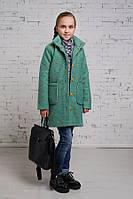 Демисезонные пальто для девочек, фото 1