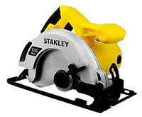 Пила циркулярная Stanley STSC1618 1600Вт, 5500об/мин, 185мм.