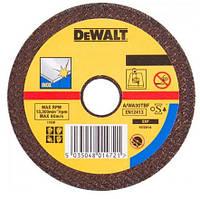 Круг отрезной по металлу Dewalt INOX EXTREME 125х1х22.2мм