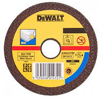 Круг отрезной по металлу INOX Dewalt 230х2.8х22.2мм.