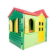 Детский игровой Домик Дачный Little Tikes - США - телефон, маленький столик, раковина с краном, плита