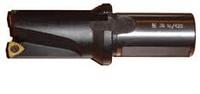 Сверло для сверления рельс ц/х ф 22 (пластина т/с WCMX 050308) 1С/459 укороченное повышенной жесткос  на VSETOOLS.COM.UA