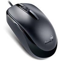 Набор(клавиатура+мышка) Genius KM-125 USB Black