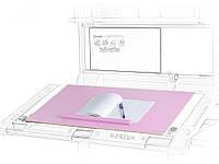 Настольное покрытие Mealux PAD-01 Розовый