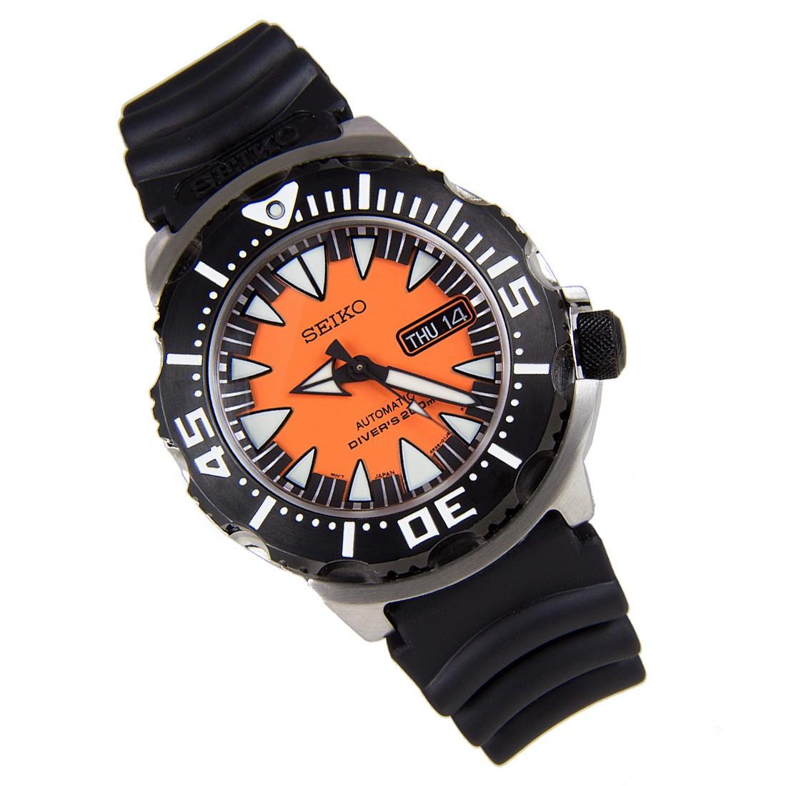 Часы Seiko SRP315K1 Automatic Diver's 4R36