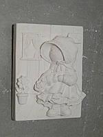 Гипсовые фигурки для раскрашивания статуетка девочка