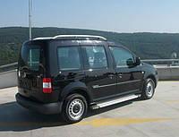 Рейлинги Volkswagen Caddy (2004-2010;2010-) /оргинальн Crown, фото 1