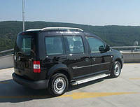 Рейлинги Volkswagen Caddy (2010-) /тип Crown, фото 1