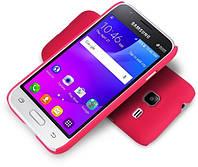 Чехол Nillkin Samsung J1 mini/J105 Super Frosted Shield Red