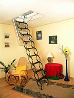 Чердачная лестница OMAN Nozycowe TERMO (NT), фото 1