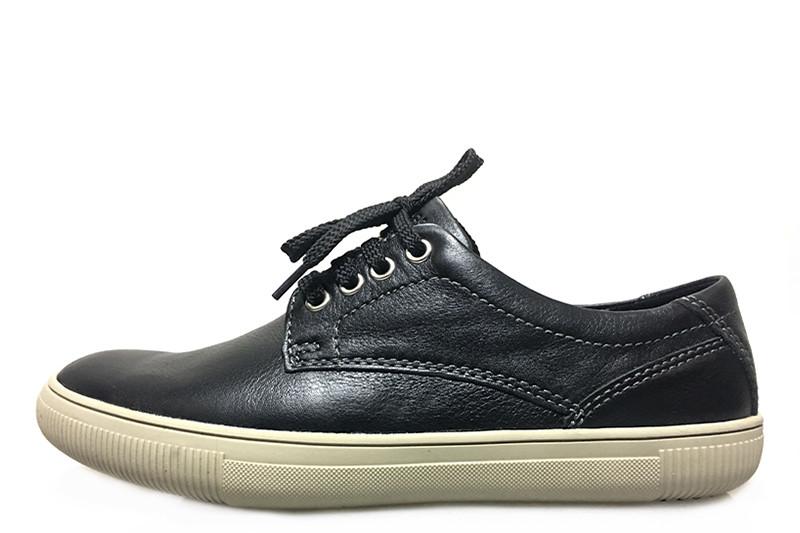 2abf59c57 ECCO мужские Cesual Keds Black M (экко) - Мультибрендовый интернет-магазин  обуви «