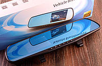 "3в1 Зеркало Видеорегистратор Т2 Камера заднего вида 3,5"" Новинка модель Vehicle Blackbox T2"