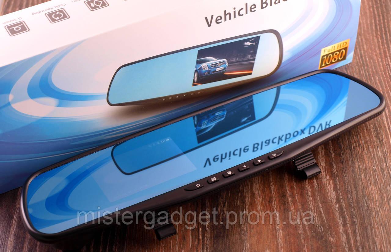 "Зеркало заднего вида L6000 Vehicle Blackbox 3,5"""