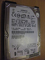 Для ноутбука Hitachi HTS541080G9AT00 80Gb 2.5 IDE PATA