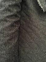 Дублерин  клеевой цвет черный 90 см SNT127