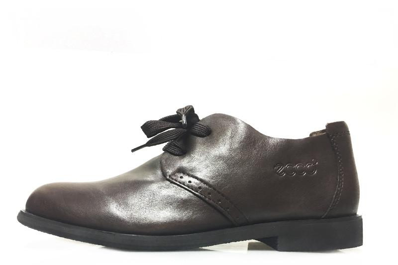245f48628 ECCO мужские Cesual Derby Brown (экко) - Мультибрендовый интернет-магазин  обуви «Лакшери
