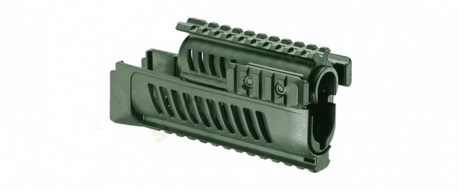 Цівка тактична зелена FAB Defense, фото 2