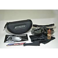 Баллистические тактические очки ESS Crossbow U.S. Military Kit