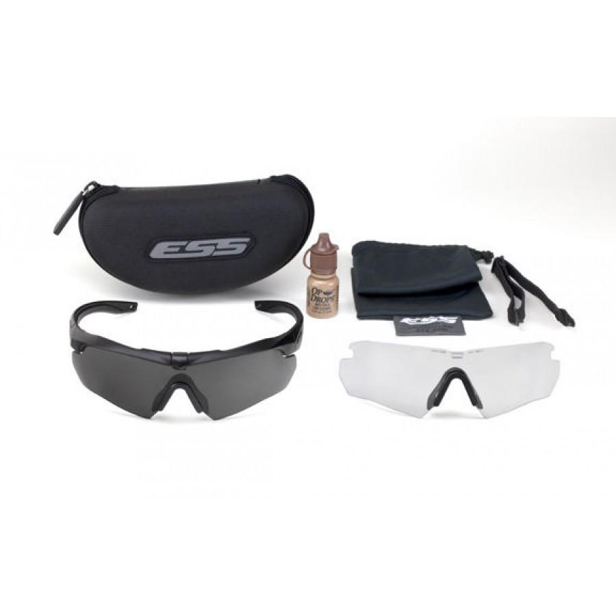 Очки защитные ESS Crossbow U.S. Kit