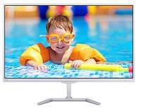 "ЖК-монитор Philips 27"" 276E7QDSW/00 16:9 PLS DVI HDMI MHL White"
