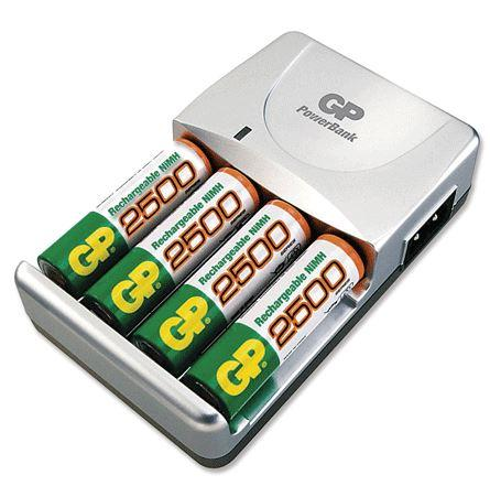 Купить зарядное устройство для аккумуляторных батареек