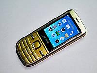 """Телефон Nokia Q30 Золотой - 2Sim + 2,4"""" + Camera + BT + FM"""