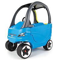 Детская машинка-каталка  «Cozy Coupe» Little Tikes - США - имеет гладкие, округлые контуры и просторный салон