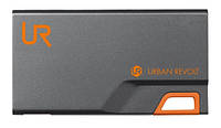 Внешний аккумулятор Trust URBAN REVOLT Power Bank 3000T black/orange