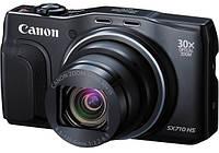 Цифровая камера Canon POWERSHOT SX710 HS Black