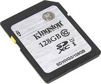 Карта памяти Kingston SDXC 128 GB G2 (CLASS 10) UHS-I