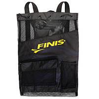 Сумка-рюкзак Finis Ultra Mesh Backpack Black/Black 1.25.022.007 (США). Распродажа!